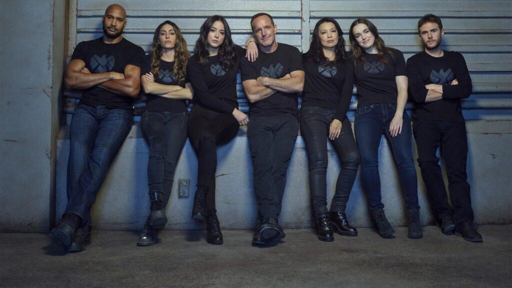 Marvel's Agents of SHIELD - migliori serie TV su NOW TV e Sky On Demand