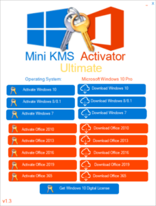 Attivare Windows 10 KMS