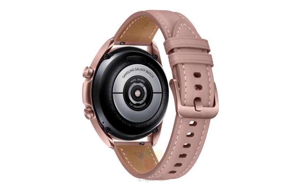 Samsung Galaxy Watch 3 come se fosse ufficiale: arrivano specifiche e render 7