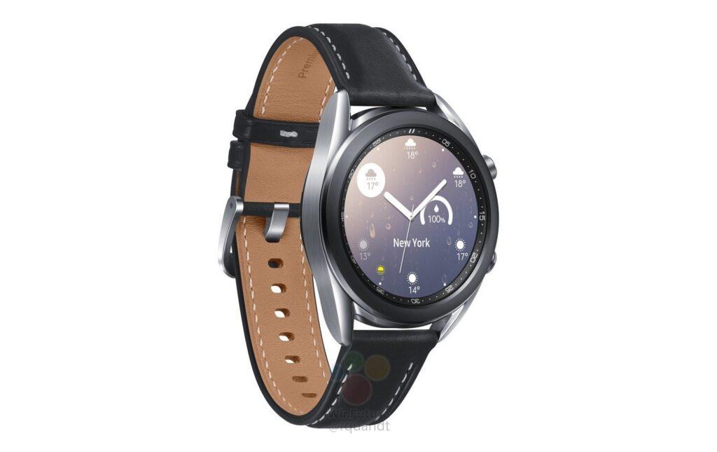 Samsung Galaxy Watch 3 come se fosse ufficiale: arrivano specifiche e render 4