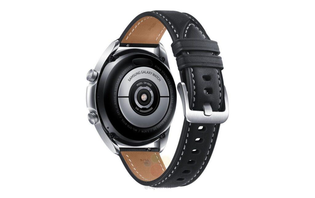 Samsung Galaxy Watch 3 come se fosse ufficiale: arrivano specifiche e render 3