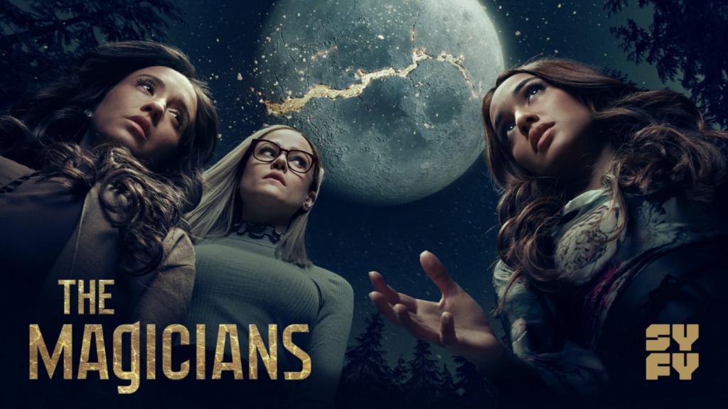 The Magicians 5 - novità TIMVISION luglio 2020