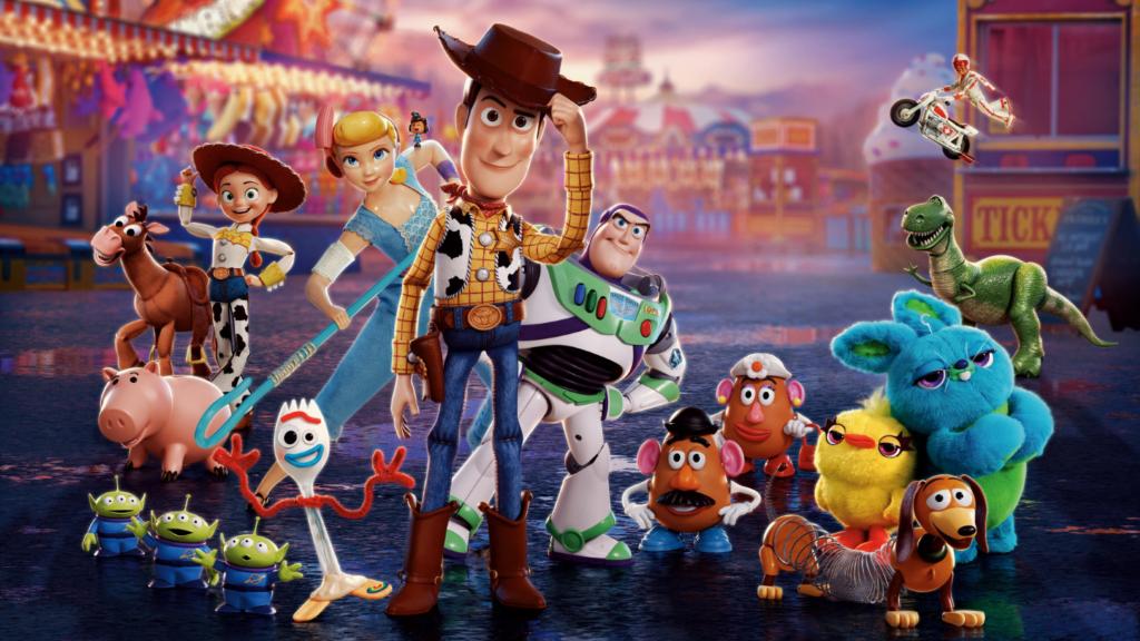 Toy Story 4 - migliori film Disney+