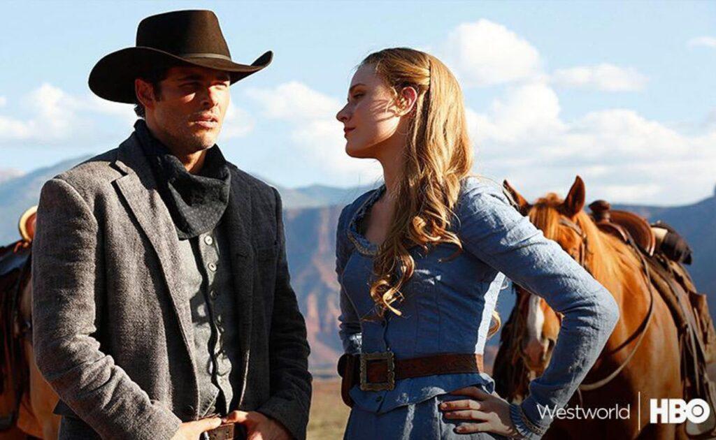 Westworld - migliori serie TV su NOW TV e Sky On Demand