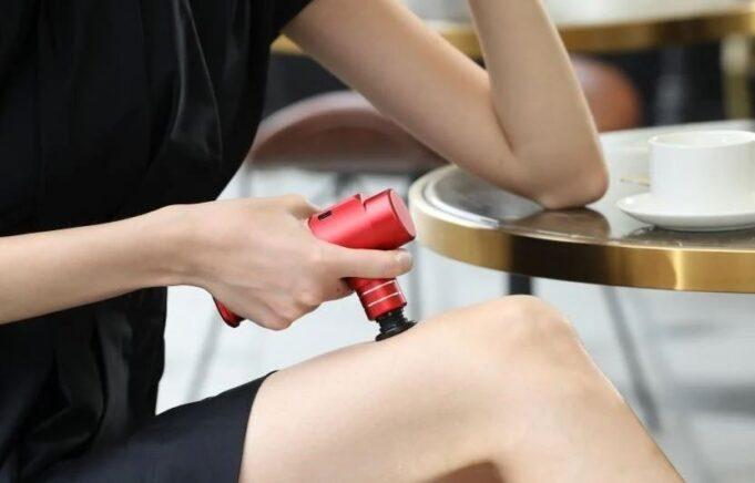 Xiaomi pistola massaggiante