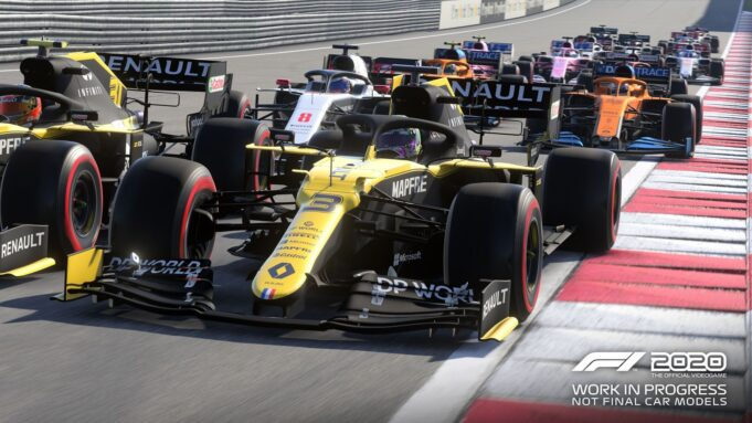 f1 2020 disponibile pc console feat
