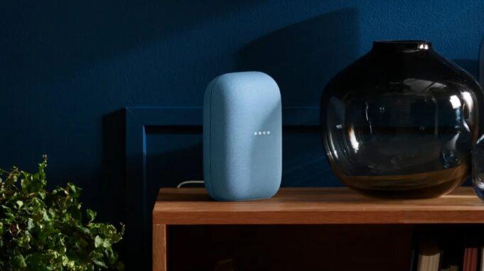 google nest smart speaker 2020