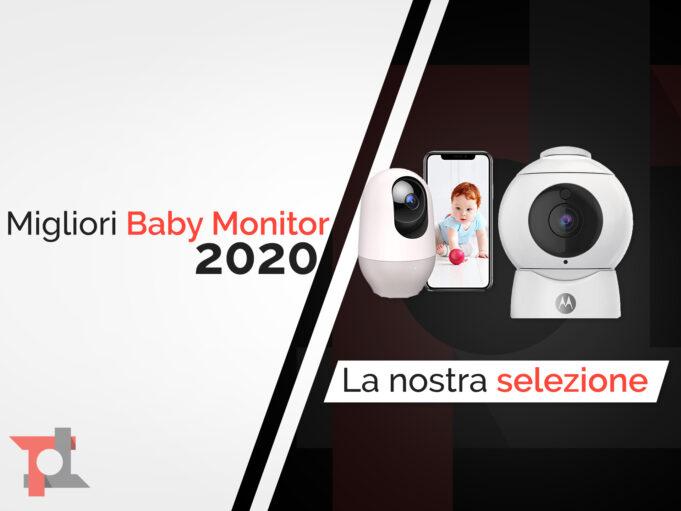 migliori baby monitor