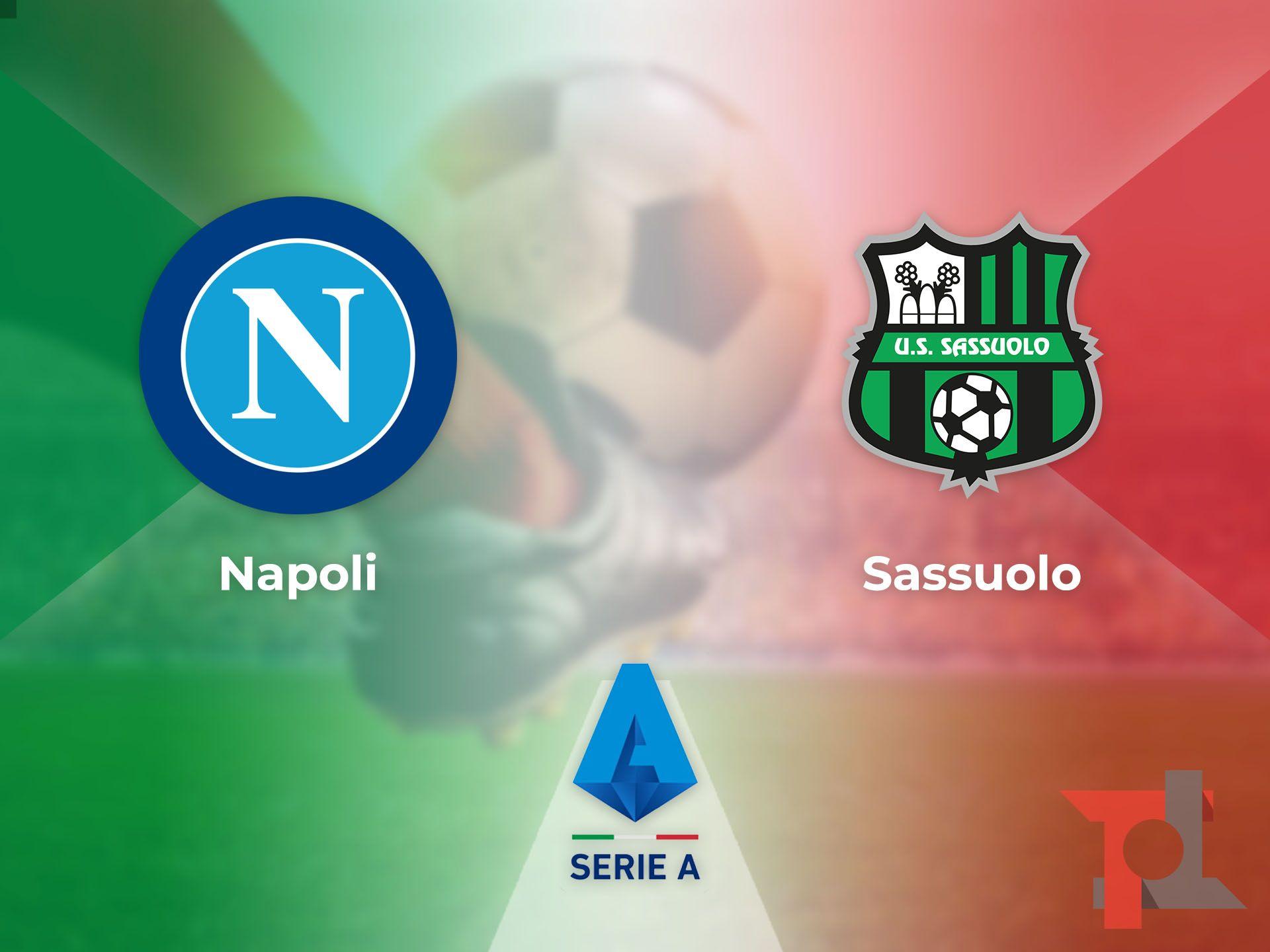 Dove vedere Napoli Sassuolo: Sky o DAZN? | Tv