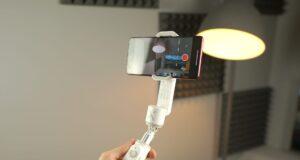 Recensione Zhiyun Smooth X gimbal smartphone
