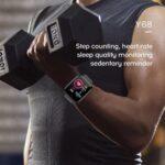 Questo smartwatch costa meno di una pizza e misura la pressione del sangue 7