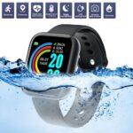Questo smartwatch costa meno di una pizza e misura la pressione del sangue 9