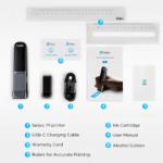 Arriva Selpic P1, la stampante portatile Wi-Fi più piccola al mondo: costa 86 euro 13