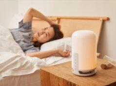 xiaomi mi zero blue light bedside night lamp ufficiale specifiche prezzo