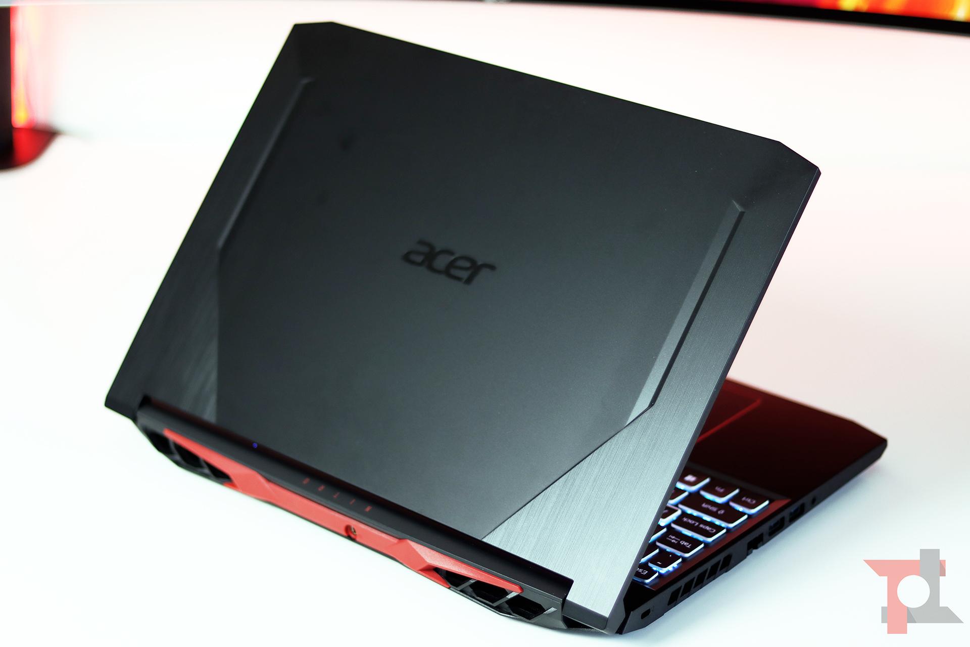 Acer nitro 5 2020 design