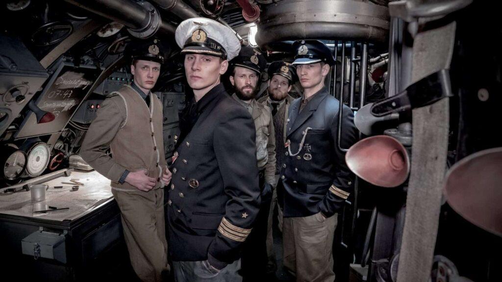 Das Boot - migliori serie TV NOW TV e Sky On Demand