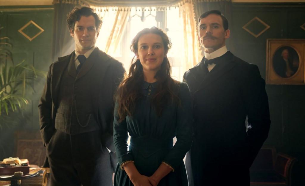 Enola Holmes - novità Netflix settembre 2020