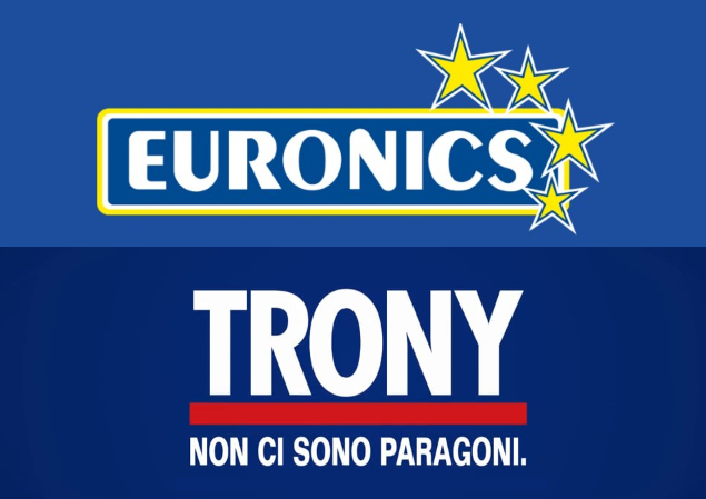 euronics trony