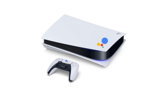PS5 Google Assistant