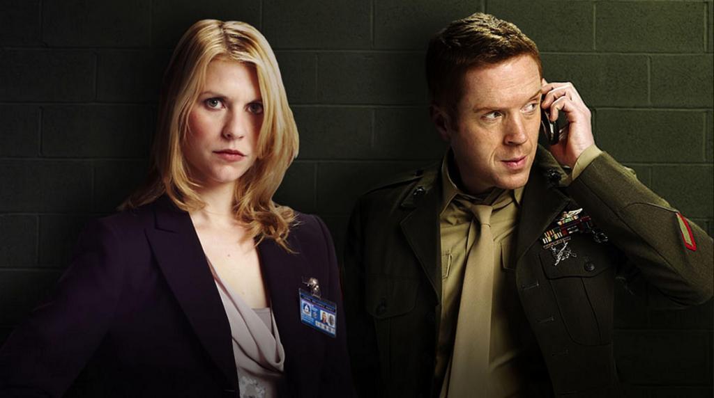 Homeland - migliori serie TV NOW TV e Sky On Demand