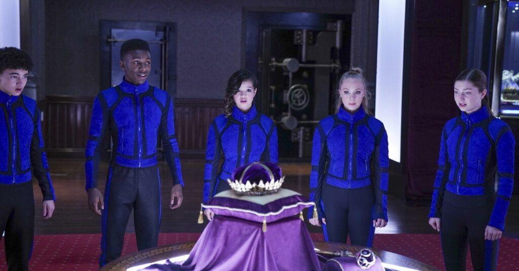 La società segreta dei principi minori - novità Disney+ settembre 2020