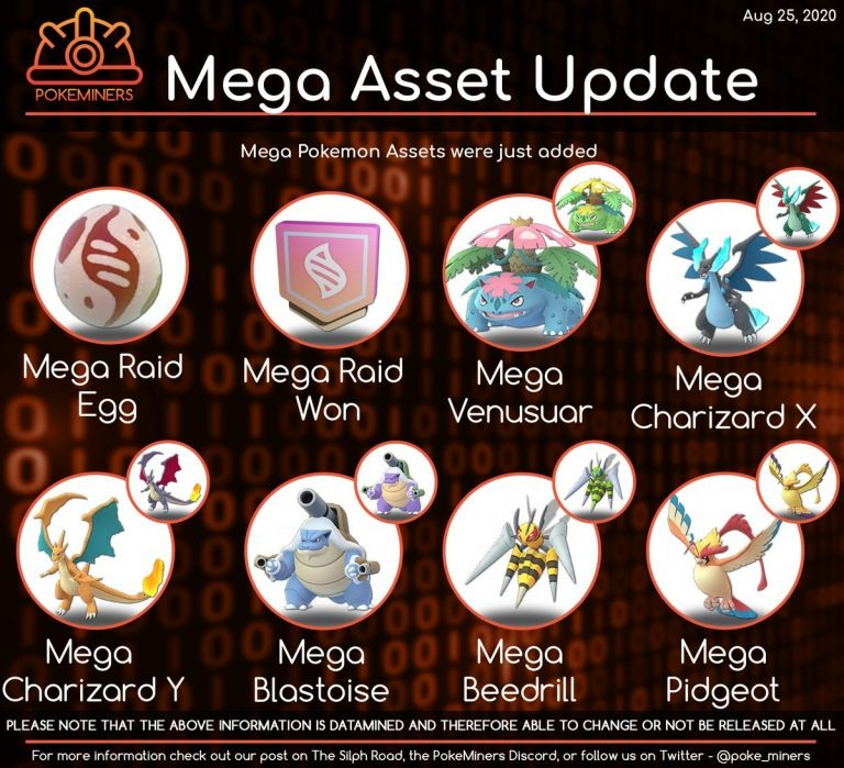 Pokémon Go introduce le Megaevoluzioni: ecco i dettagli 1