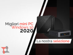 Migliori mini pc windows