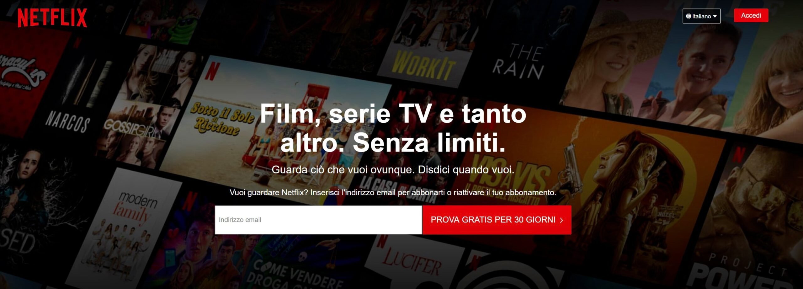 Netflix ripropone i 30 giorni di prova, ma non sempre in maniera gratuita 4