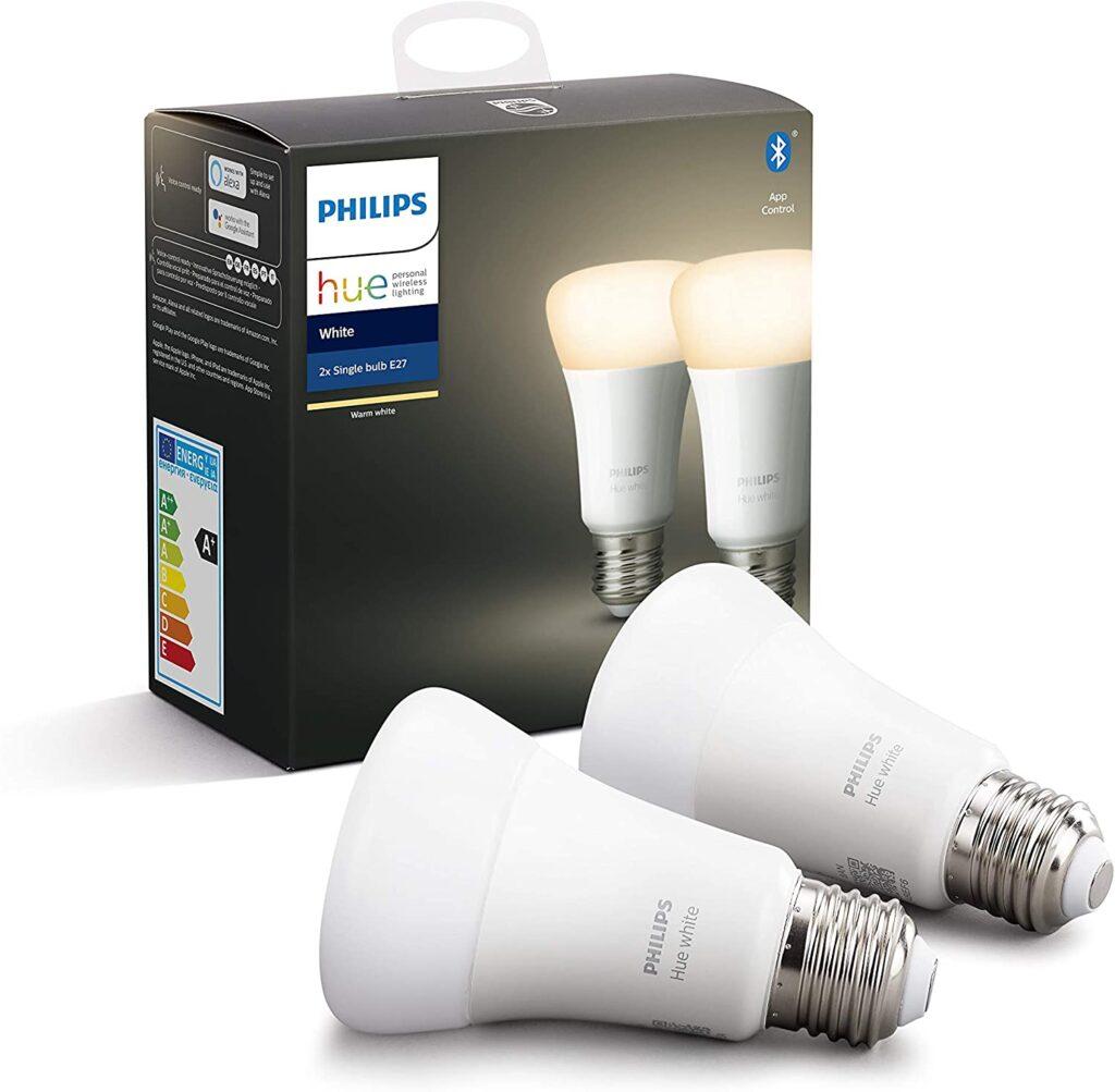 Philips Hue White lampadine smart
