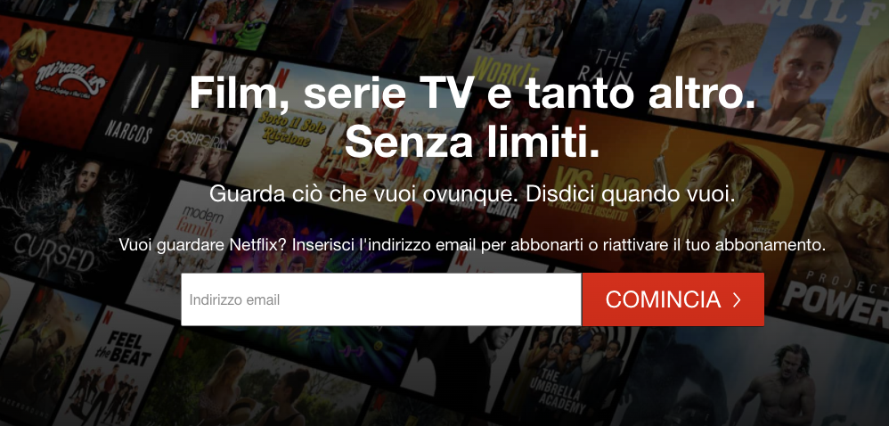 Netflix ripropone i 30 giorni di prova, ma non sempre in maniera gratuita 5