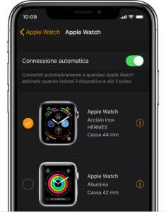 Scollegare apple watch vendere un iphone