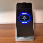 Recensione carica batterie wireless verticale Xiaomi 7