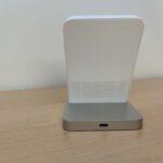 Recensione carica batterie wireless verticale Xiaomi 1