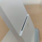 Recensione carica batterie wireless verticale Xiaomi 2