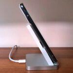 Recensione carica batterie wireless verticale Xiaomi 8