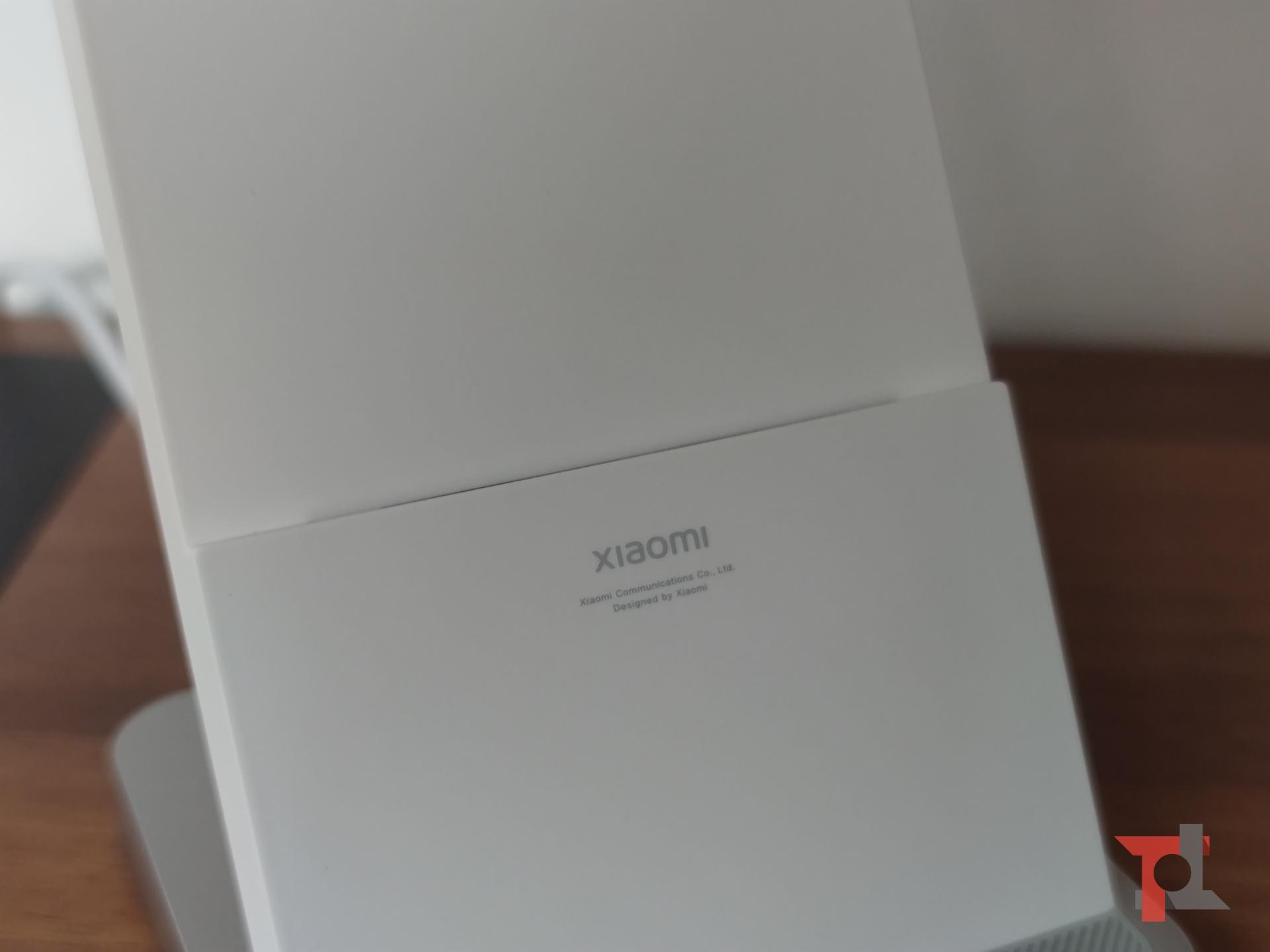 Recensione carica batterie wireless verticale Xiaomi 5