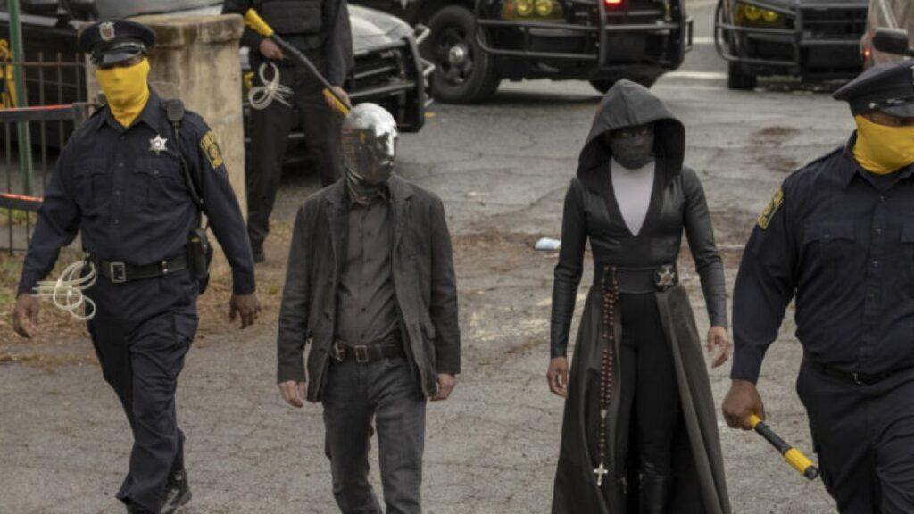 Watchmen - migliori serie TV NOW TV e Sky On Demand