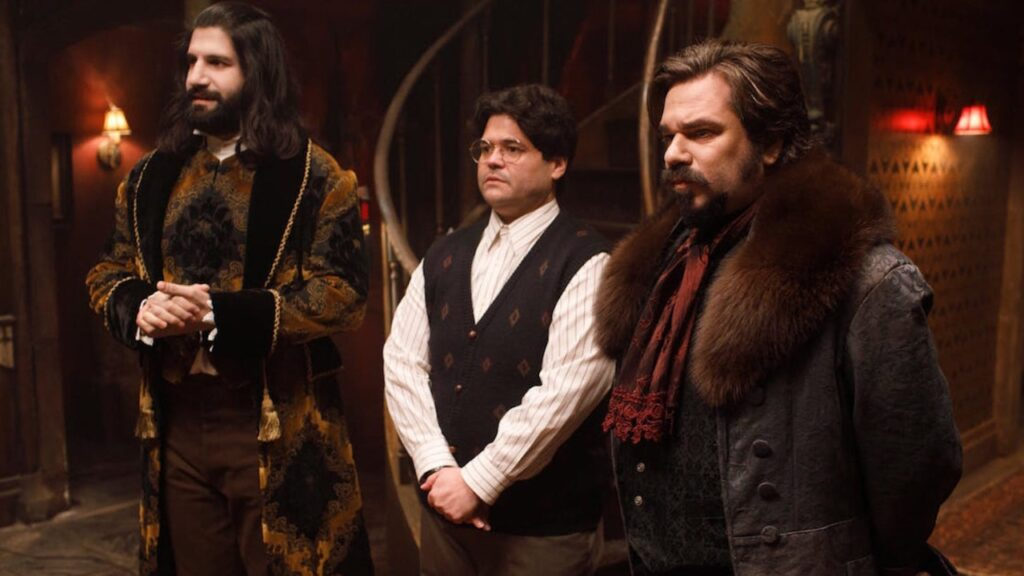 What We Do in the Shadows - migliori serie TV NOW TV e Sky On Demand