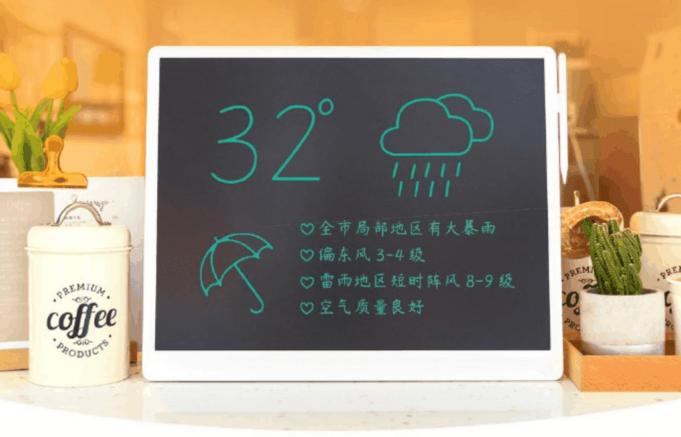 Xiaomi lavagna