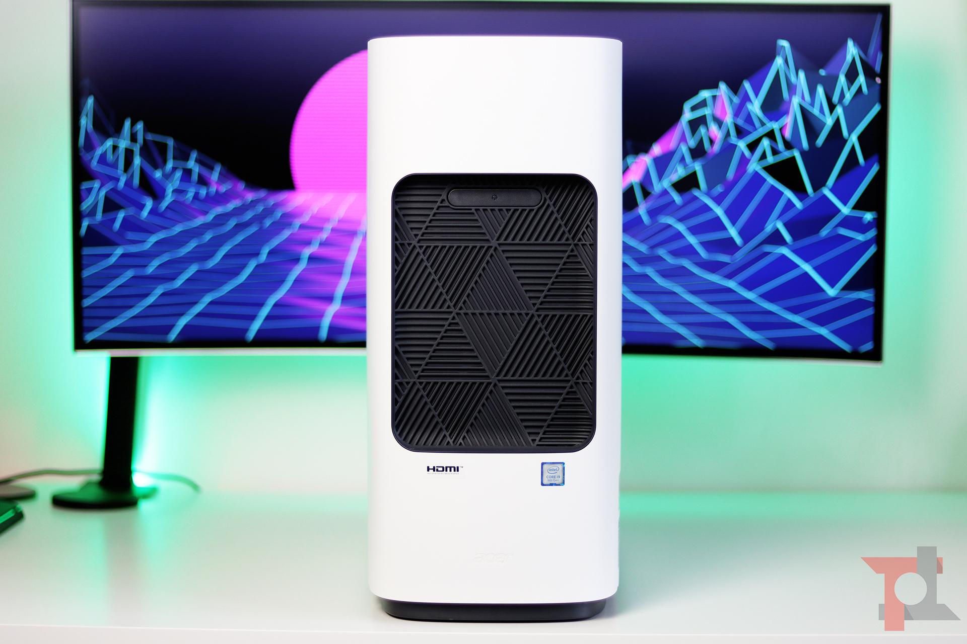 Acer ConceptD 500 recensione