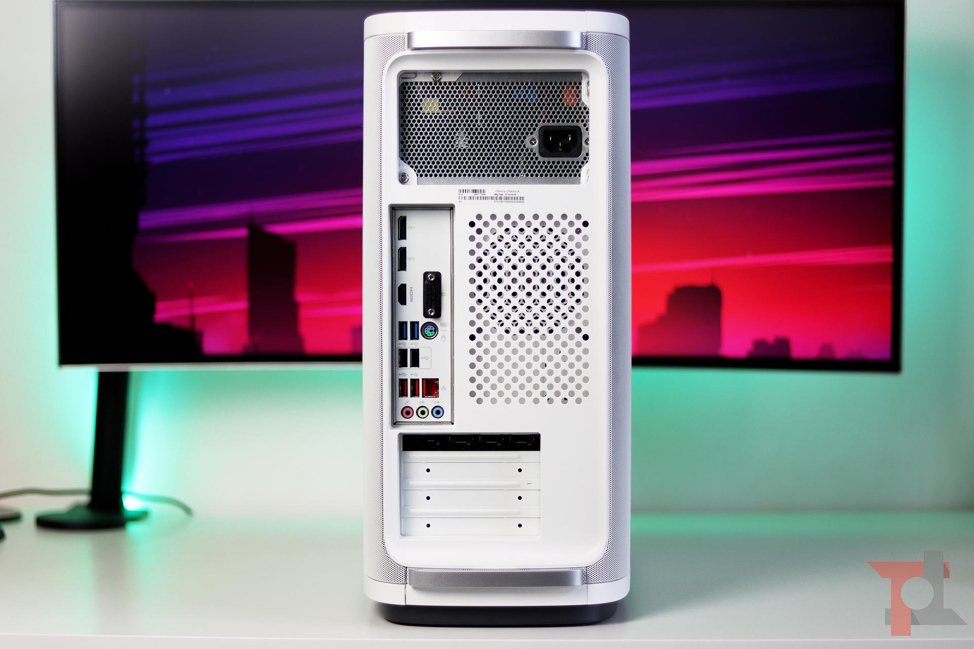 acer ConceptD 500 scheda tecnica