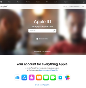 apple password domanda segreta