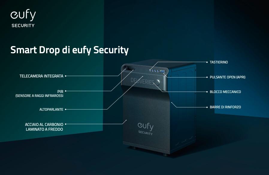 eufy security smart drop kickstarter