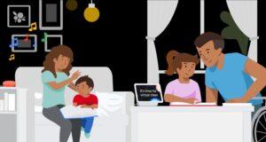 google family bell didattica online