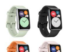 huawei watch fit mate 40 render prezzo leak