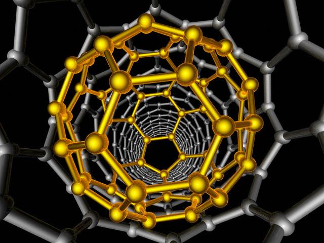 nanotubi protesi robotiche