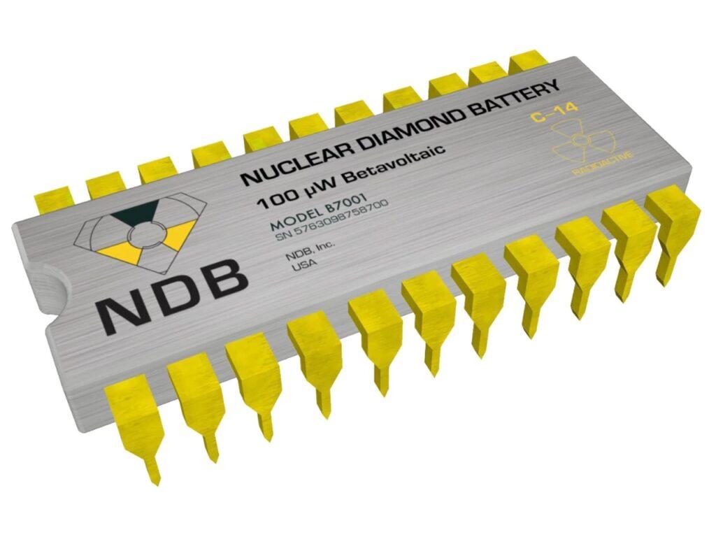 ndb batterie sviluppo novità