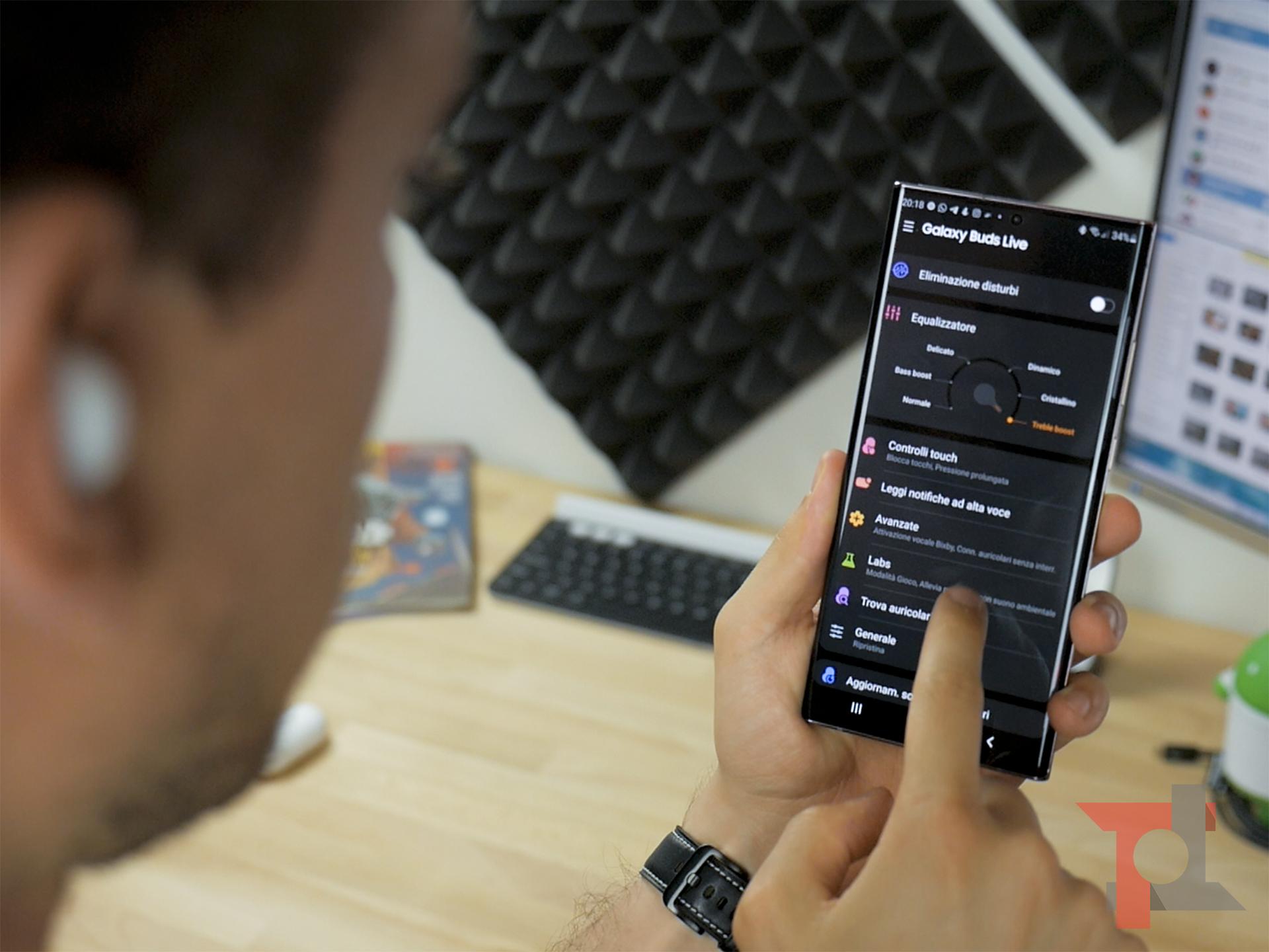 Recensione Samsung Galaxy Buds Live: design open-type promosso 6