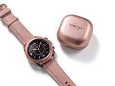 Samsung Galaxy Watch 3 Galaxy Buds Live