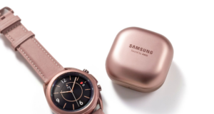 Samsung Galaxy Watch 3 Galaxy Buds Live
